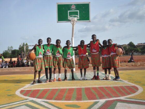 Mali 3x3 basketball